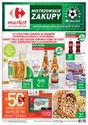 Gazetka promocyjna Carrefour Market - Mistrzowskie zakupy  - ważna do 07-07-2018