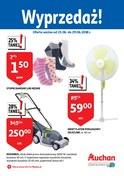 Gazetka promocyjna Auchan - Gazetka promocyjna - ważna do 29-06-2018