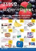 Gazetka promocyjna Tesco Supermarket - Ręcznie zebrane owoce - ważna do 04-07-2018