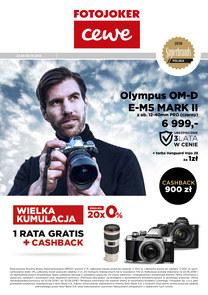 Gazetka promocyjna Fotojoker, ważna od 22.06.2018 do 30.06.2018.