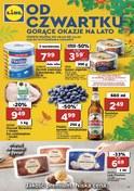 Gazetka promocyjna Lidl - Gorące okazje na lato - ważna do 01-07-2018