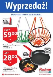 Gazetka promocyjna Auchan, ważna od 26.06.2018 do 29.06.2018.