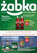 Gazetka promocyjna Żabka - Taktyka na kibicowanie - ważna do 10-07-2018
