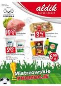Gazetka promocyjna Aldik - Mistrzowskie promocje - ważna do 04-07-2018