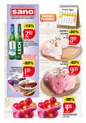 Gazetka promocyjna Sano - Oferta handlowa - ważna do 02-07-2018