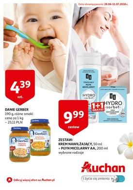 Gazetka promocyjna Auchan - Gazetka promocyjna