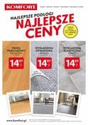 Gazetka promocyjna Komfort - Najlepsze ceny - ważna do 07-08-2018