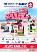 Gazetka promocyjna Super-Pharm - Summer sale - ważna do 11-07-2018