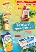 Gazetka promocyjna SPAR - Festiwal gorących cen - ważna do 08-07-2018