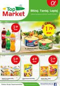 Gazetka promocyjna Top Market - Oferta handlowa - ważna do 07-07-2018