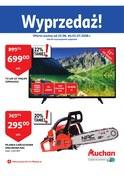 Gazetka promocyjna Auchan - Wyprzedaż - Krasne - ważna do 01-07-2018