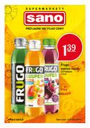 Gazetka promocyjna Sano - Oferta handlowa