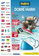 Gazetka promocyjna Makro Cash&Carry - Stawiamy na dobre marki