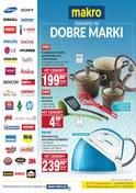 Gazetka promocyjna Makro Cash&Carry - Stawiamy na dobre marki - ważna do 16-07-2018