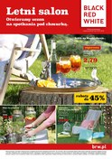 Gazetka promocyjna Black Red White - Letni salon - ważna do 31-07-2018