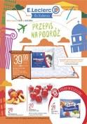 Gazetka promocyjna E.Leclerc - Przepis na podróż - Radom - ważna do 14-07-2018