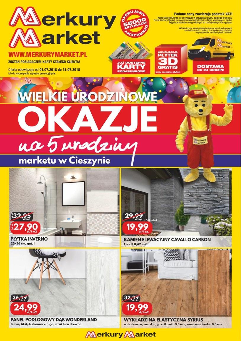 Merkury Market: 4 gazetki