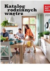 Gazetka promocyjna Black Red White - Katalog rodzinnych wnętrz  - ważna do 31-12-2019