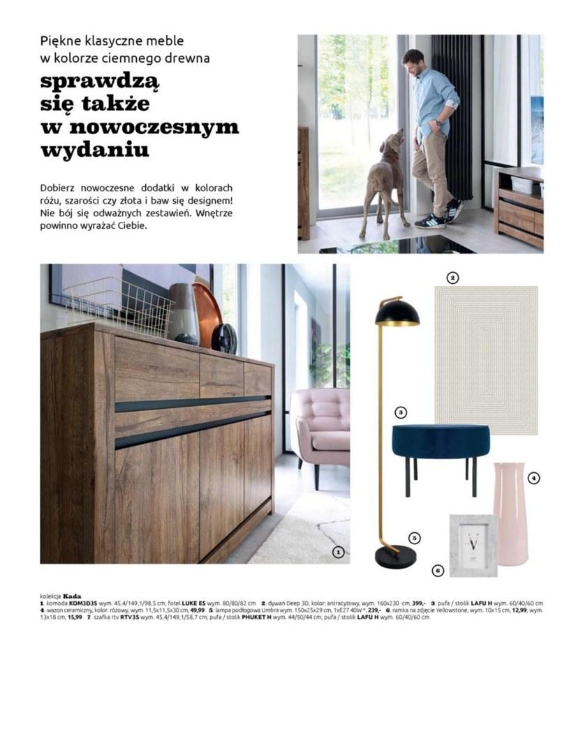 Gazetka: Katalog rodzinnych wnętrz  - strona 26