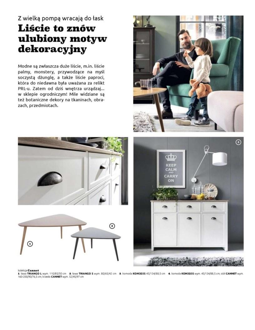 Gazetka: Katalog rodzinnych wnętrz  - strona 34