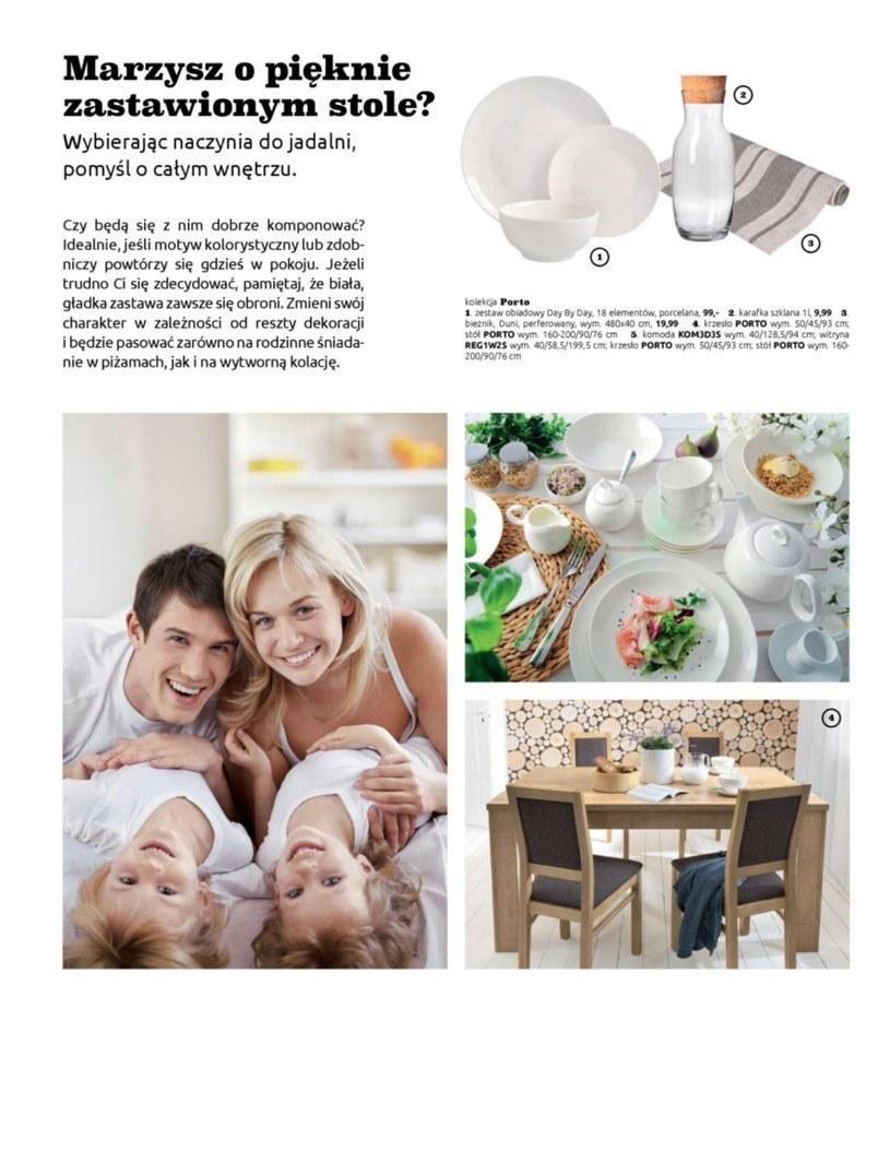 Gazetka: Katalog rodzinnych wnętrz  - strona 84