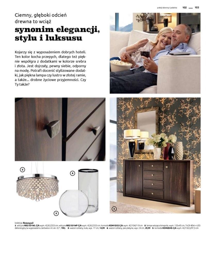 Gazetka: Katalog rodzinnych wnętrz  - strona 103