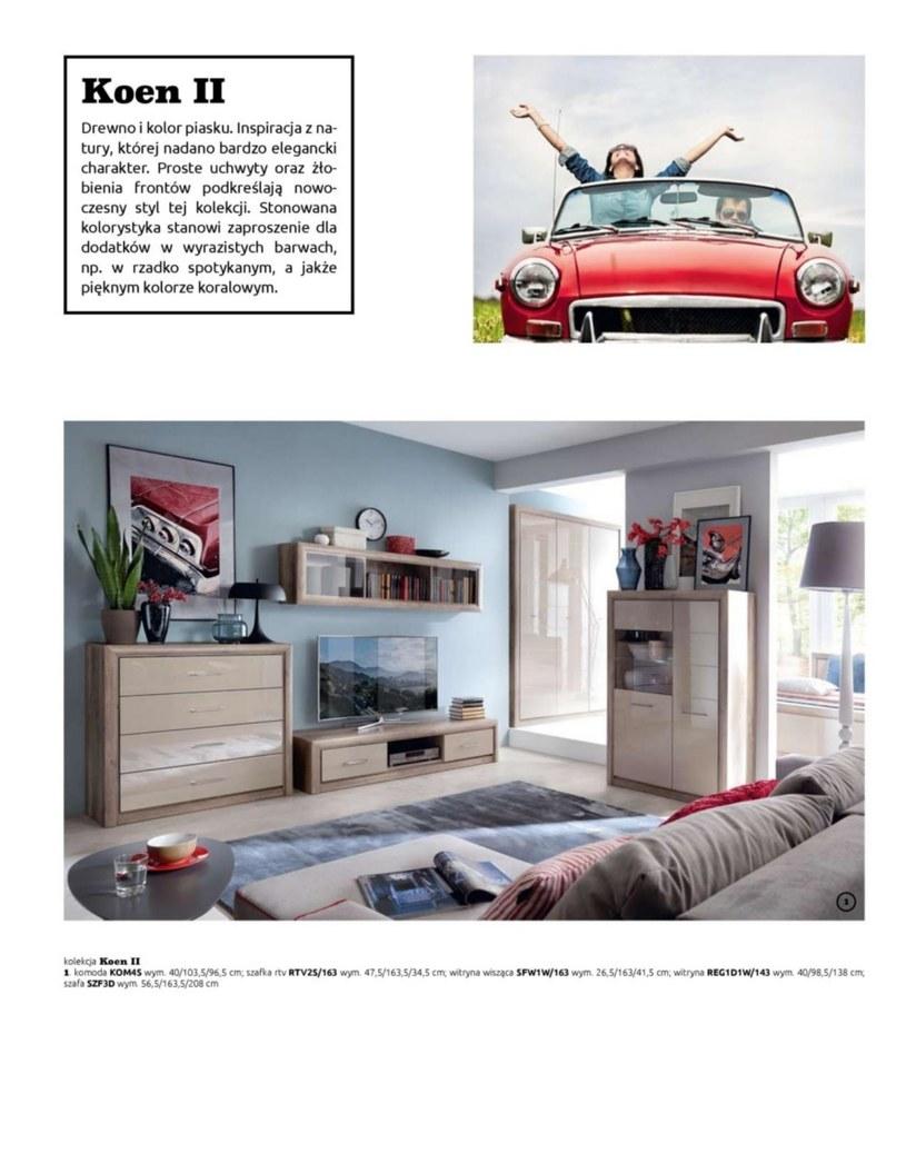 Gazetka: Katalog rodzinnych wnętrz  - strona 116