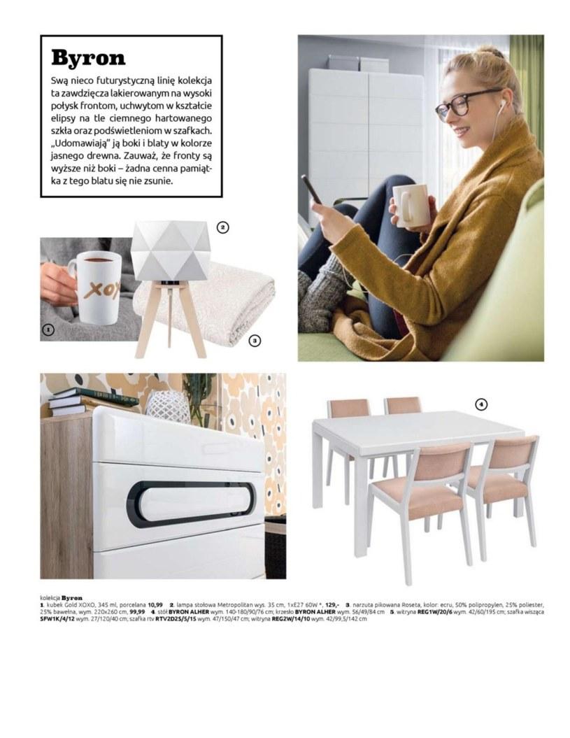 Gazetka: Katalog rodzinnych wnętrz  - strona 136