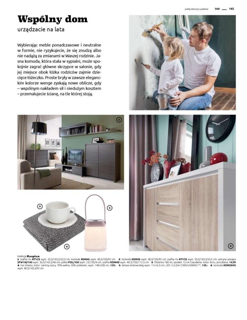 Gazetka: Katalog rodzinnych wnętrz  - strona 145