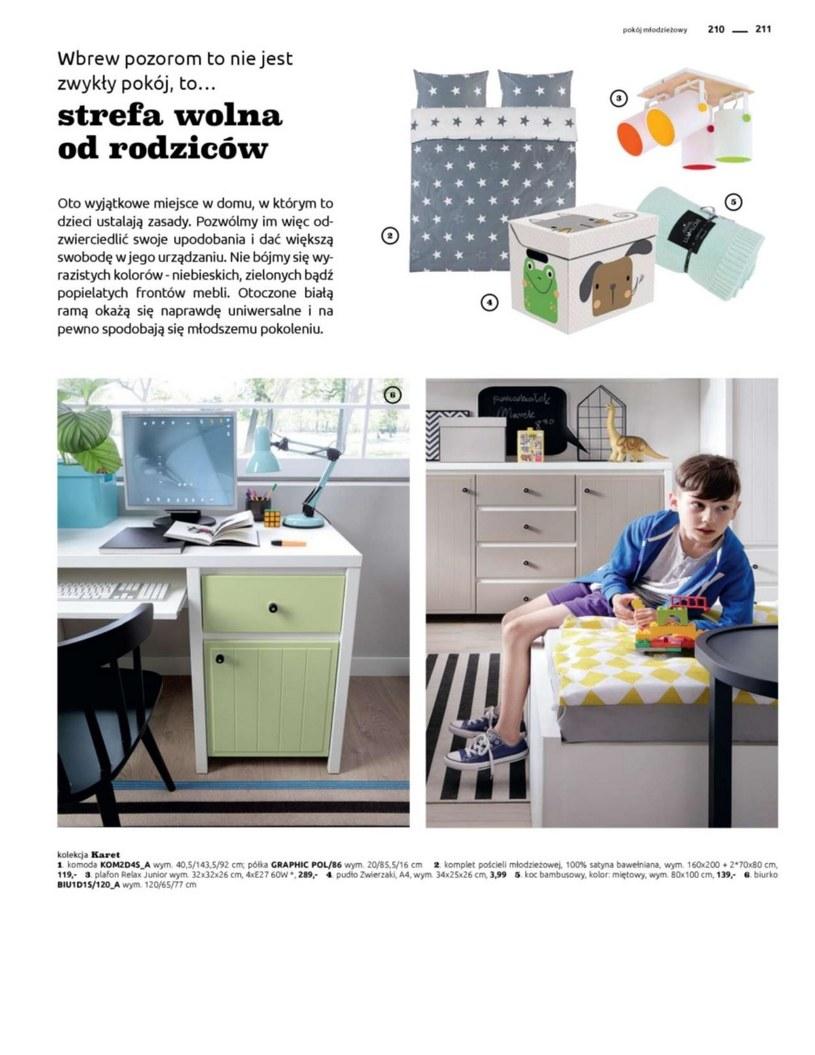 Gazetka: Katalog rodzinnych wnętrz  - strona 211