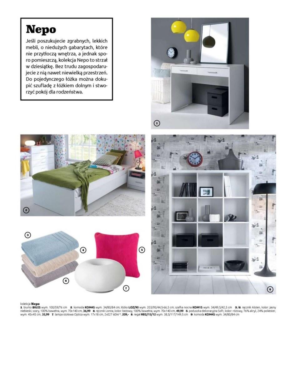 Gazetka Black Red White Katalog Rodzinnych Wnętrz 03 07