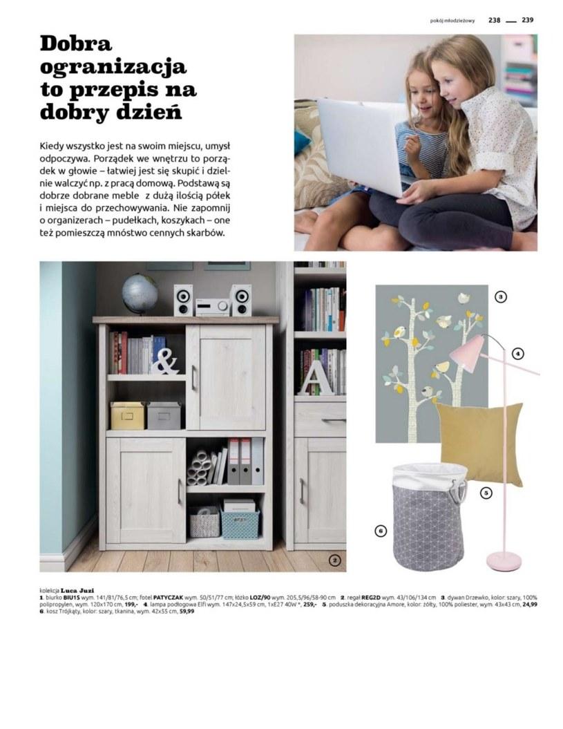 Gazetka: Katalog rodzinnych wnętrz  - strona 239