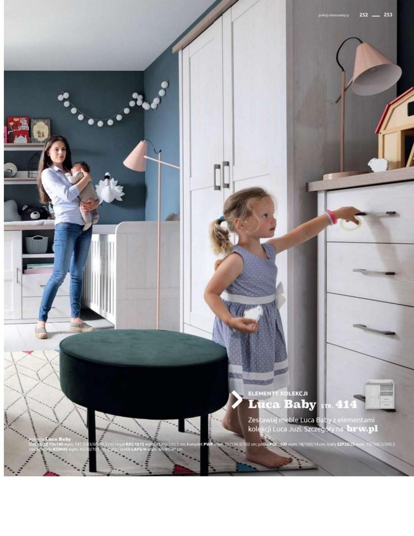 Gazetka: Katalog rodzinnych wnętrz  - strona 253