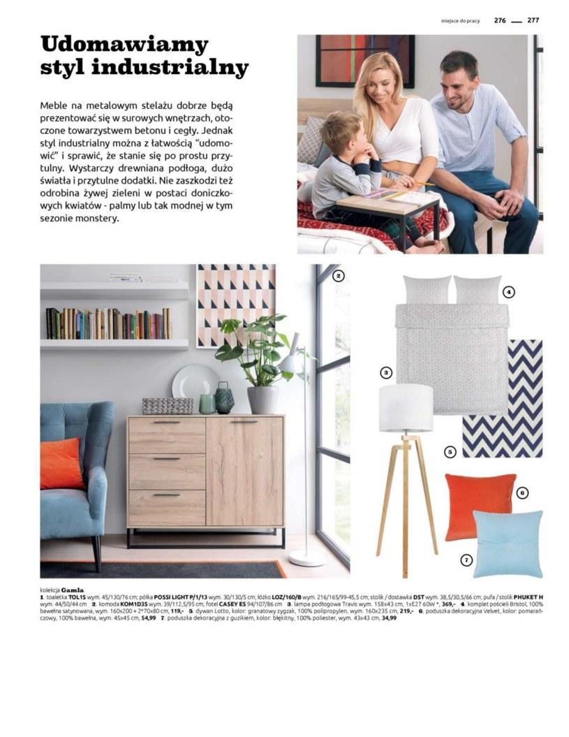 Gazetka: Katalog rodzinnych wnętrz  - strona 277