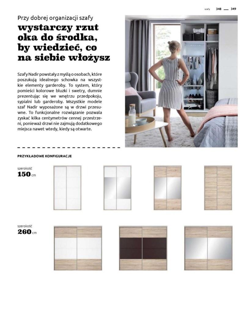 Gazetka: Katalog rodzinnych wnętrz  - strona 349