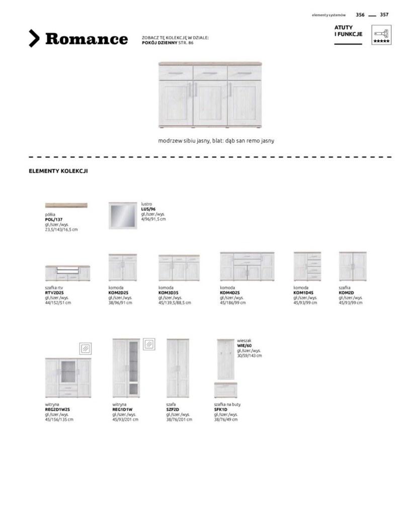 Gazetka: Katalog rodzinnych wnętrz  - strona 357