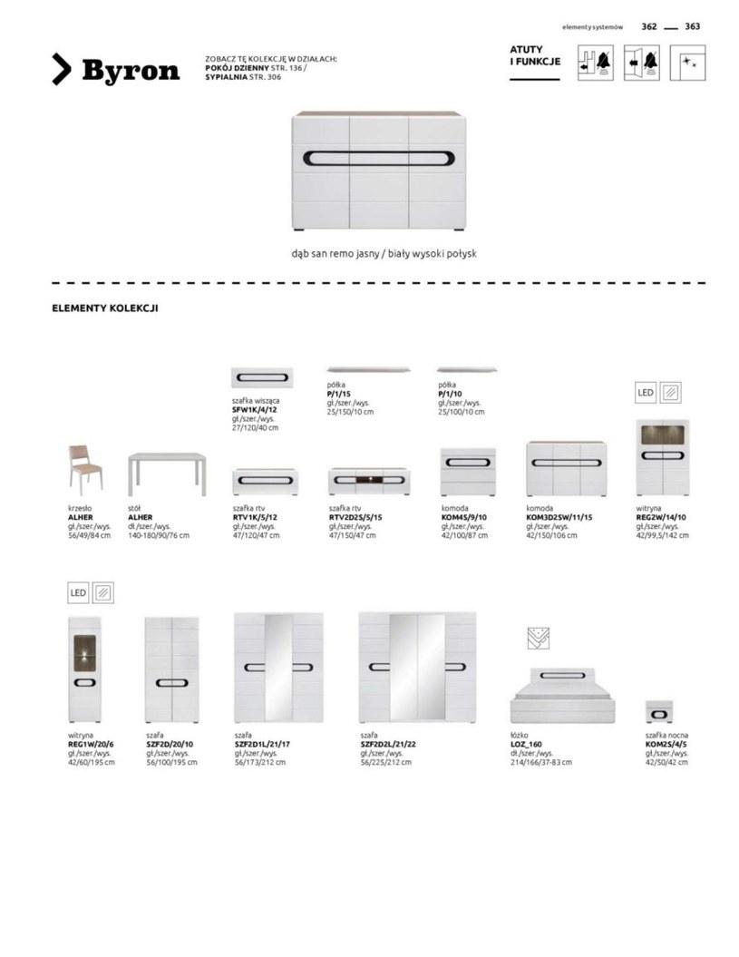 Gazetka: Katalog rodzinnych wnętrz  - strona 363