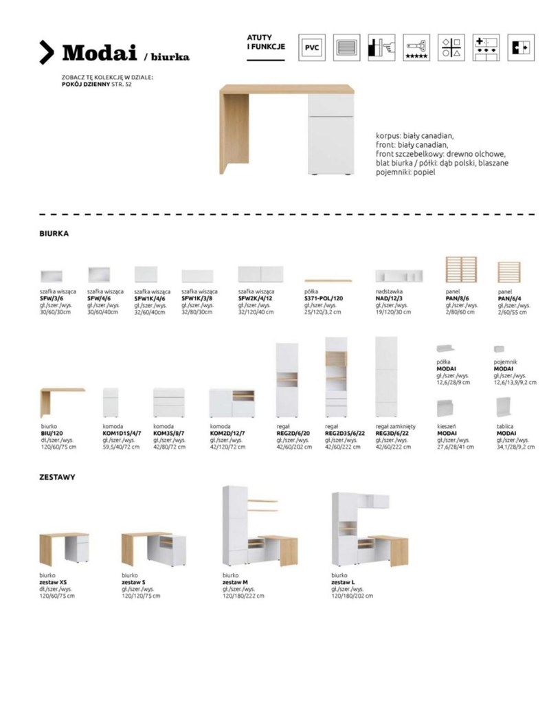 Gazetka: Katalog rodzinnych wnętrz  - strona 378