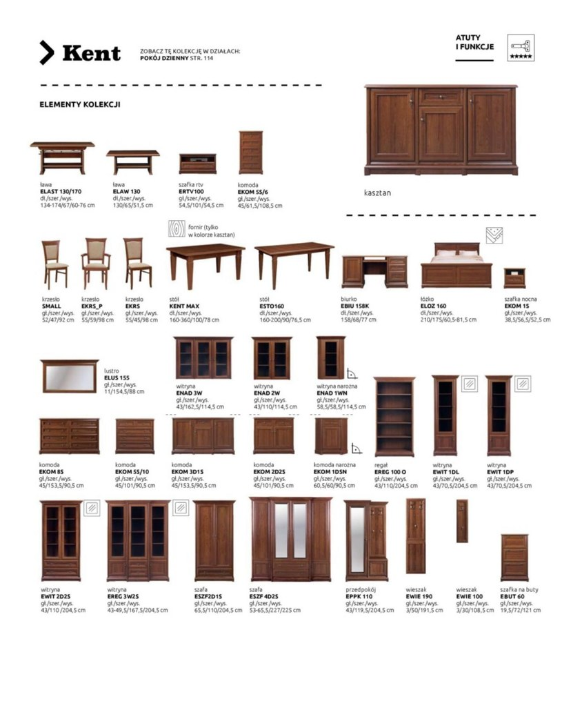 Gazetka: Katalog rodzinnych wnętrz  - strona 400
