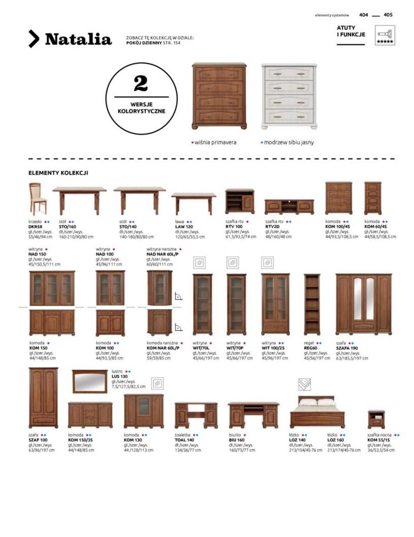 Gazetka: Katalog rodzinnych wnętrz  - strona 405