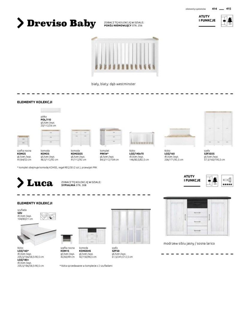 Gazetka: Katalog rodzinnych wnętrz  - strona 415