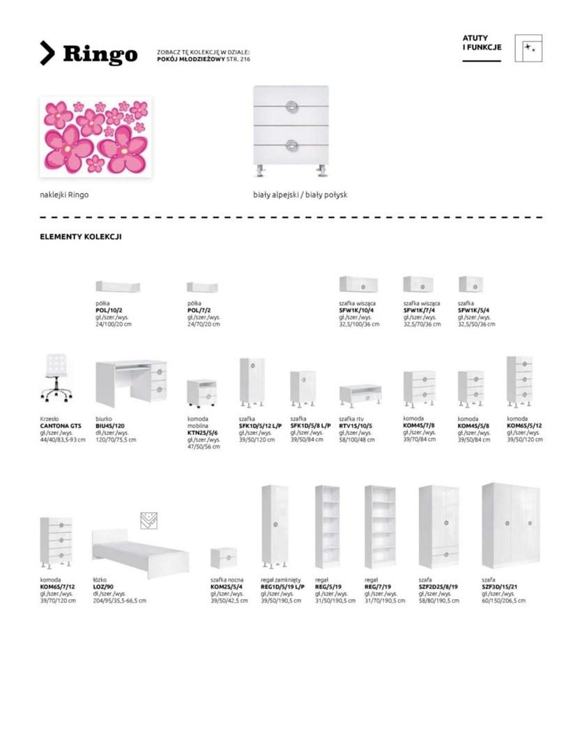 Gazetka: Katalog rodzinnych wnętrz  - strona 412