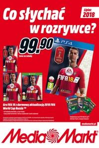 Gazetka promocyjna Media Markt, ważna od 01.07.2018 do 31.07.2018.