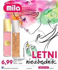 Gazetka promocyjna MILA, ważna od 04.07.2018 do 17.07.2018.