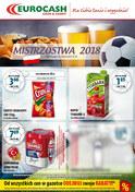 Gazetka promocyjna Eurocash Cash&Carry - Mistrzostwa 2018 - ważna do 15-07-2018