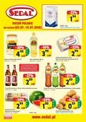 Gazetka promocyjna Sedal - Oferta handlowa - ważna do 15-07-2018