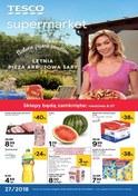 Gazetka promocyjna Tesco Supermarket - Hity cenowe - ważna do 11-07-2018