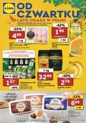 Gazetka promocyjna Lidl - Lato okazji w pełni - ważna do 07-07-2018
