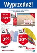 Gazetka promocyjna Auchan - Oferta handlowa - ważna do 12-07-2018