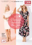 Gazetka promocyjna Textil Market - Festiwal sukienek  - ważna do 17-07-2018